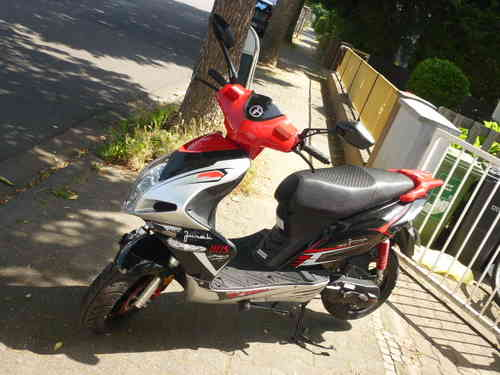 SCOOTER 50 ccm 45 Sth 20 Zoll