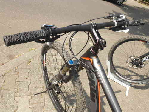 30-speed KTM Phinx suspension 26 inches fork u saddle