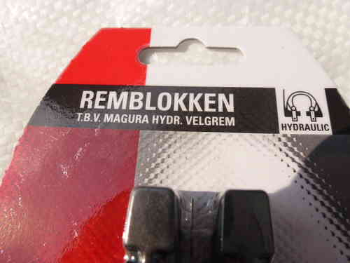 MAGURA brake shoes