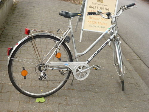 3 speed coaster brake deeper entry PUCH made in Austria 28 inches