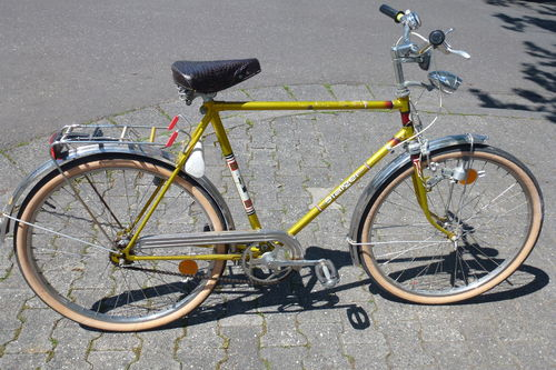 3-speed coaster brake 26 inches Rh 54
